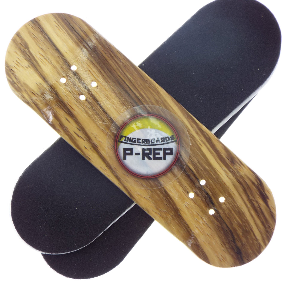 P-REP  30mm x 100mm Natural Deck - Zebra