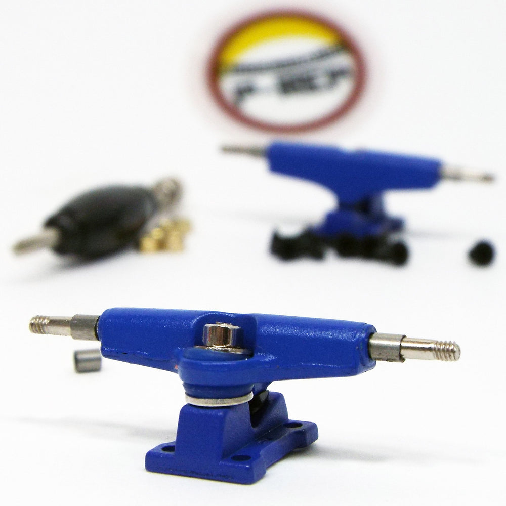 P-REP  32mm Spaced Trucks - Blue