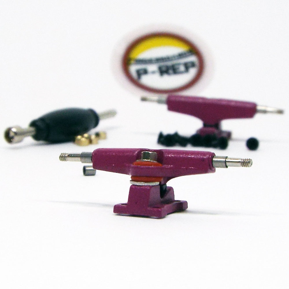 P-REP  32mm Spaced Trucks - Purple