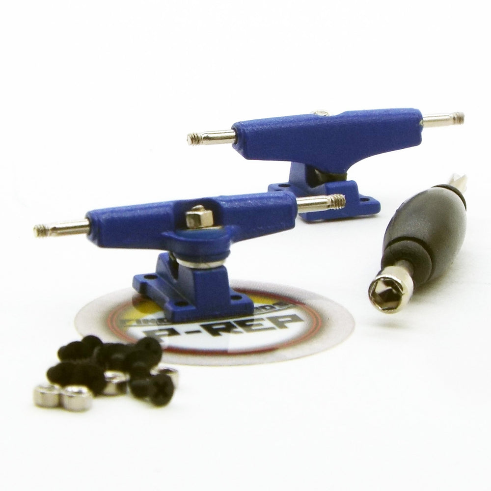 P-REP  29mm Tuned Trucks - Blue