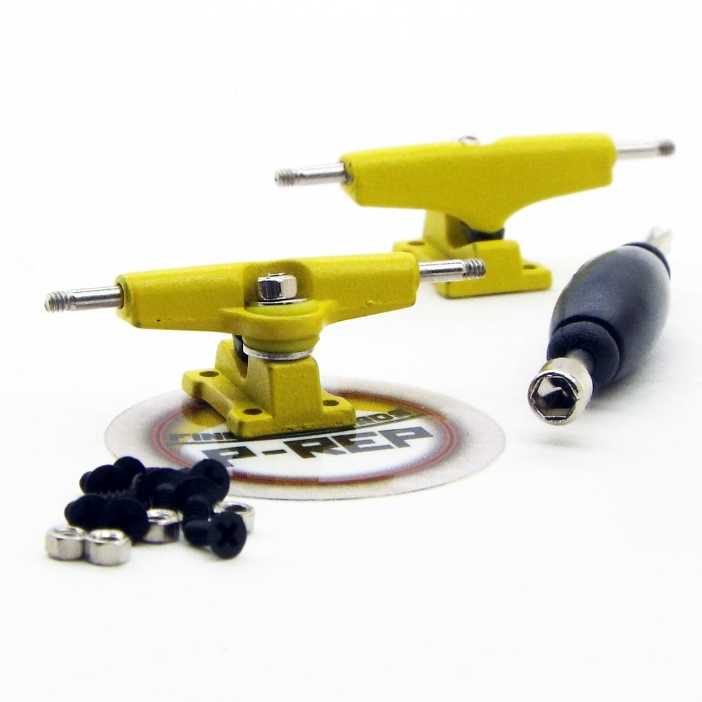 P-REP  29mm Tuned Trucks - Yellow