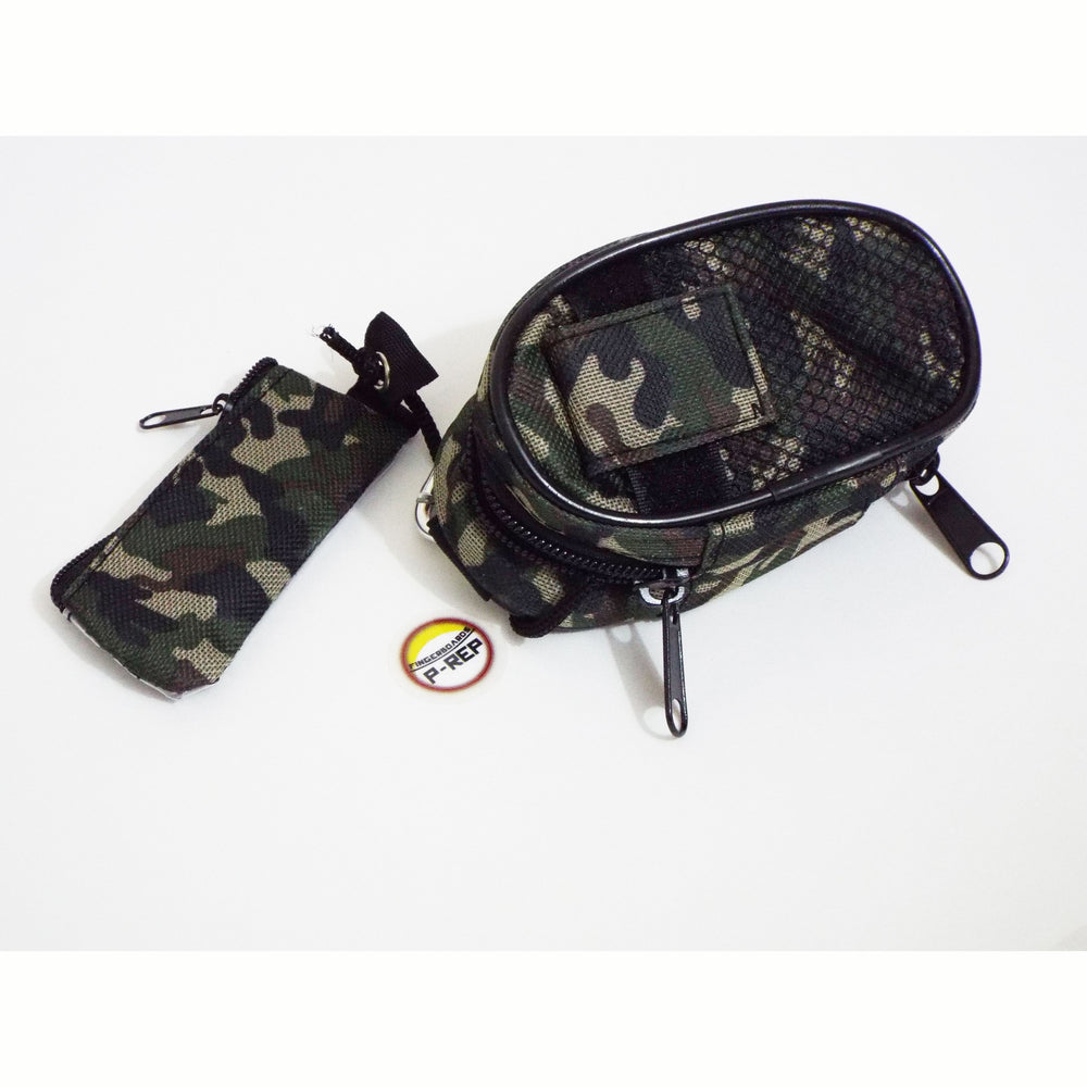 P-REP  Standard Fingerboard Bag Stuff - Camo