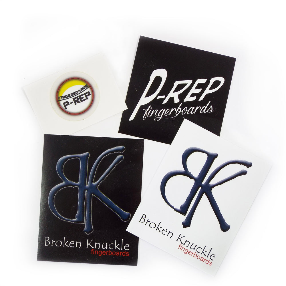P-REP  Full Pack Stickers Stuff