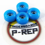 P-REP  CNC Wheels - Blue