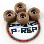 P-REP  CNC Wheels - Coffee