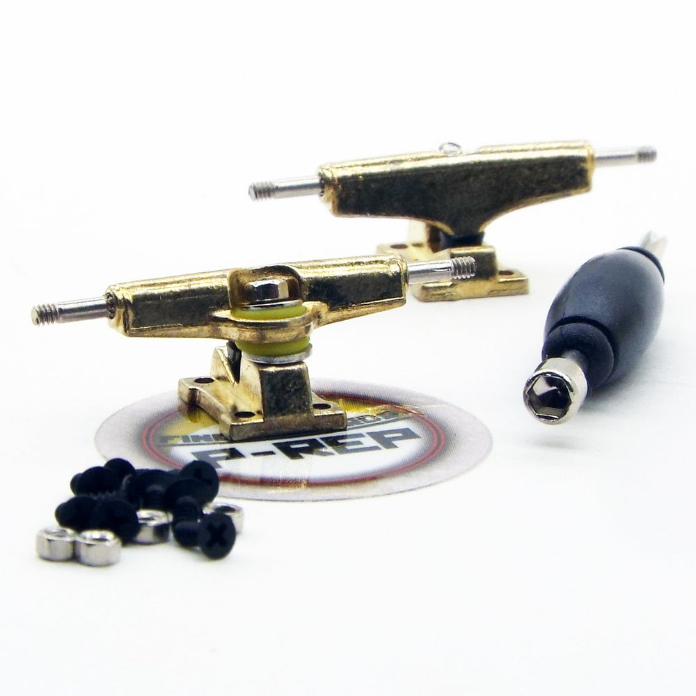 P-REP  29mm Tuned Trucks - Gold