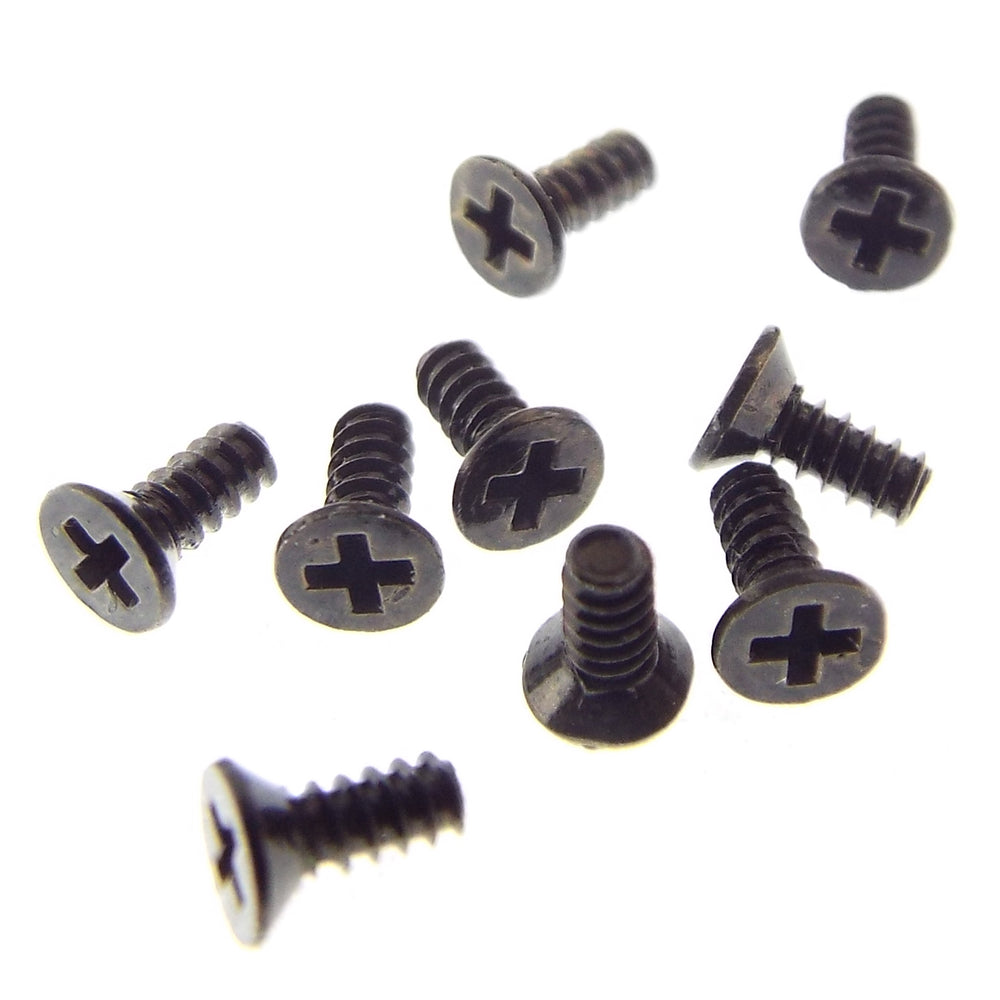 P-REP  8 Pack Screws Tuning - Black