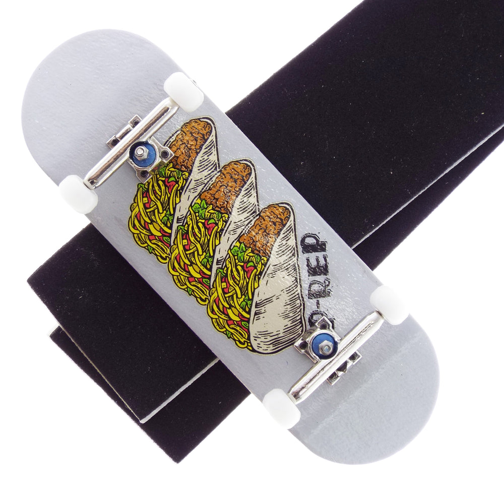 P-REP  32mm x 100mm Graphic Custom Complete - Tres tacos