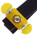 P-REP  32mm x 100mm Natural Custom Complete - Yellow