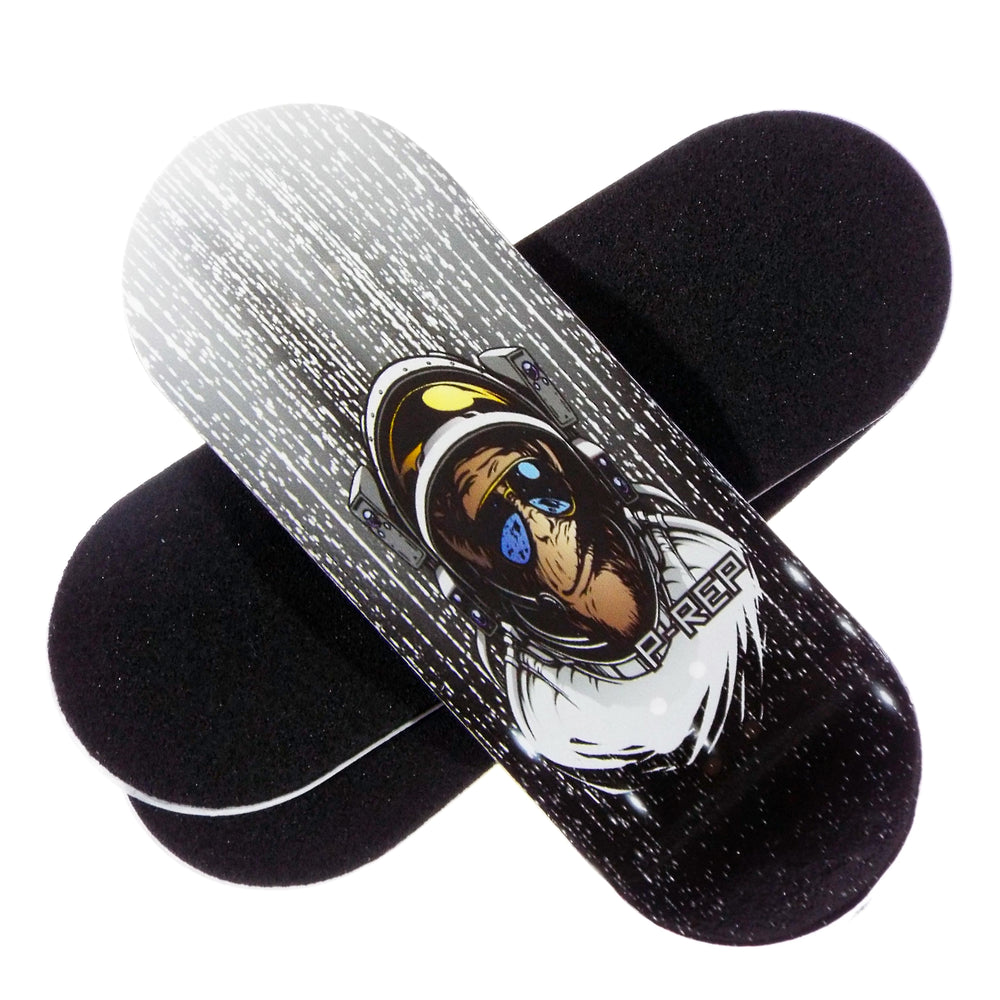 P-REP  34mm x 97mm Graphic Deck - Space monkey