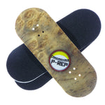 P-REP  34mm x 97mm Natural Deck - Burl