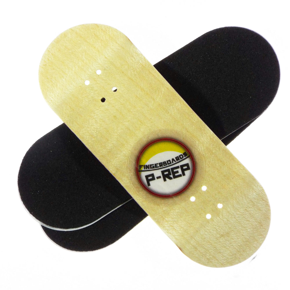 P-REP  34mm x 97mm Natural Deck - Maple