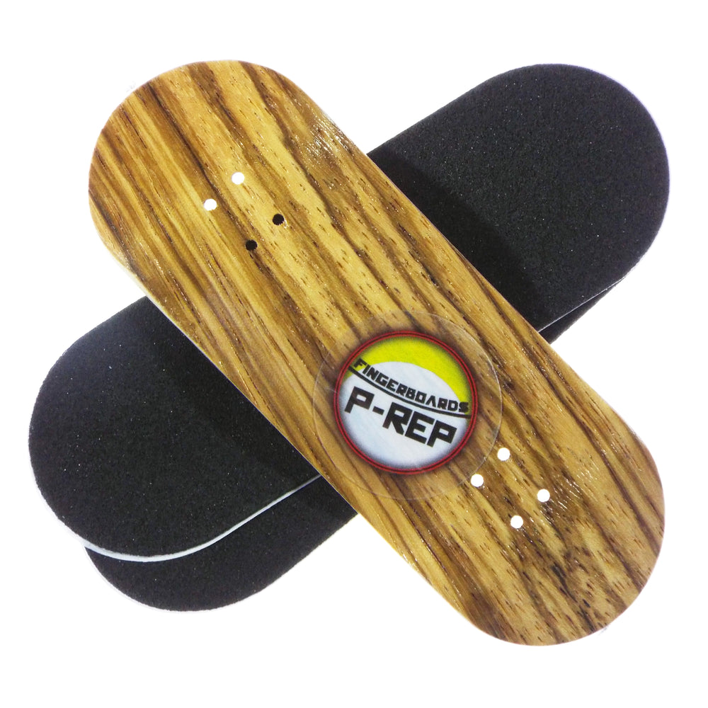 P-REP  34mm x 97mm Natural Deck - Zebra
