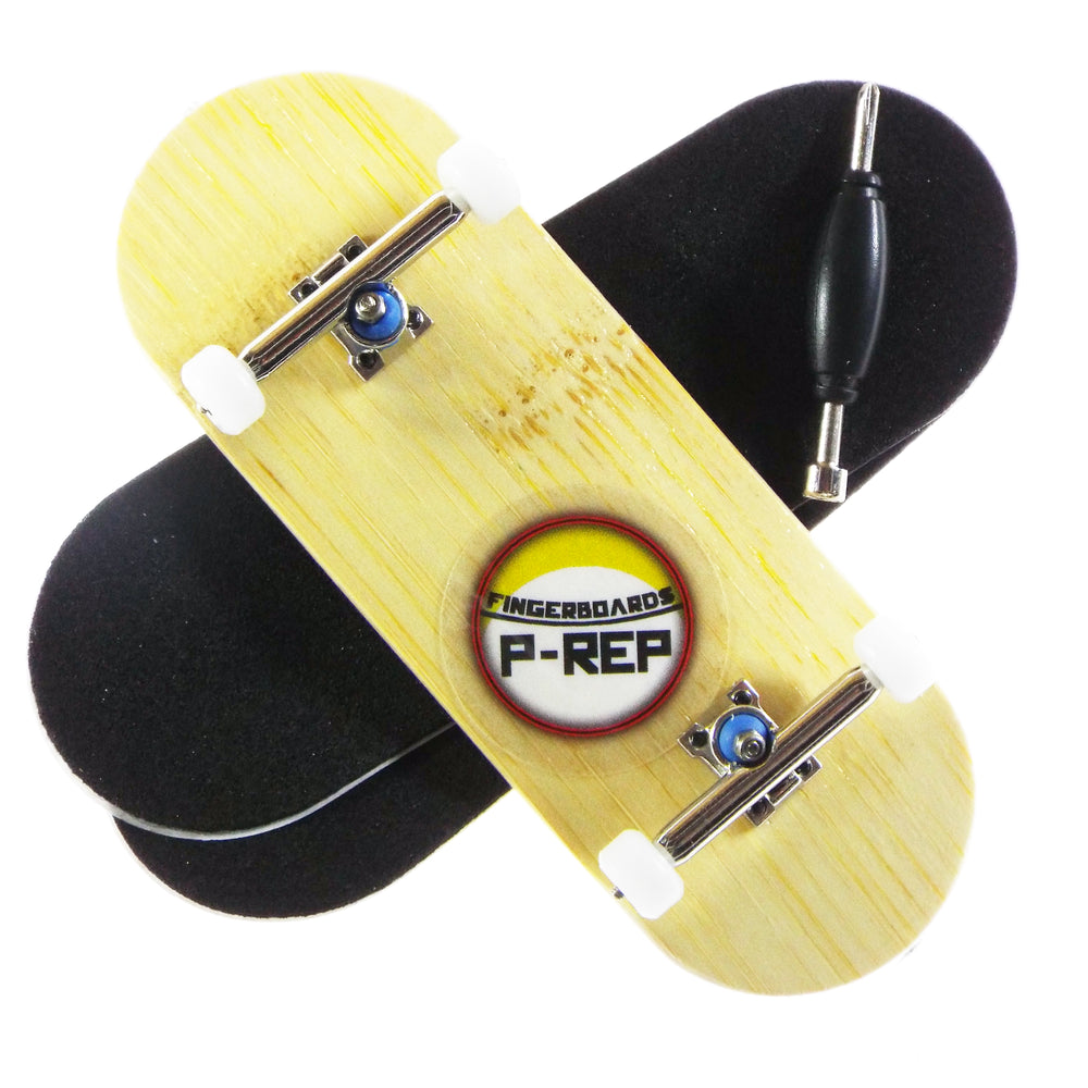 P-REP  34mm x 97mm Natural Custom Complete - Bamboo