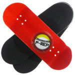 P-REP  32mm x 97mm Natural Deck - Red