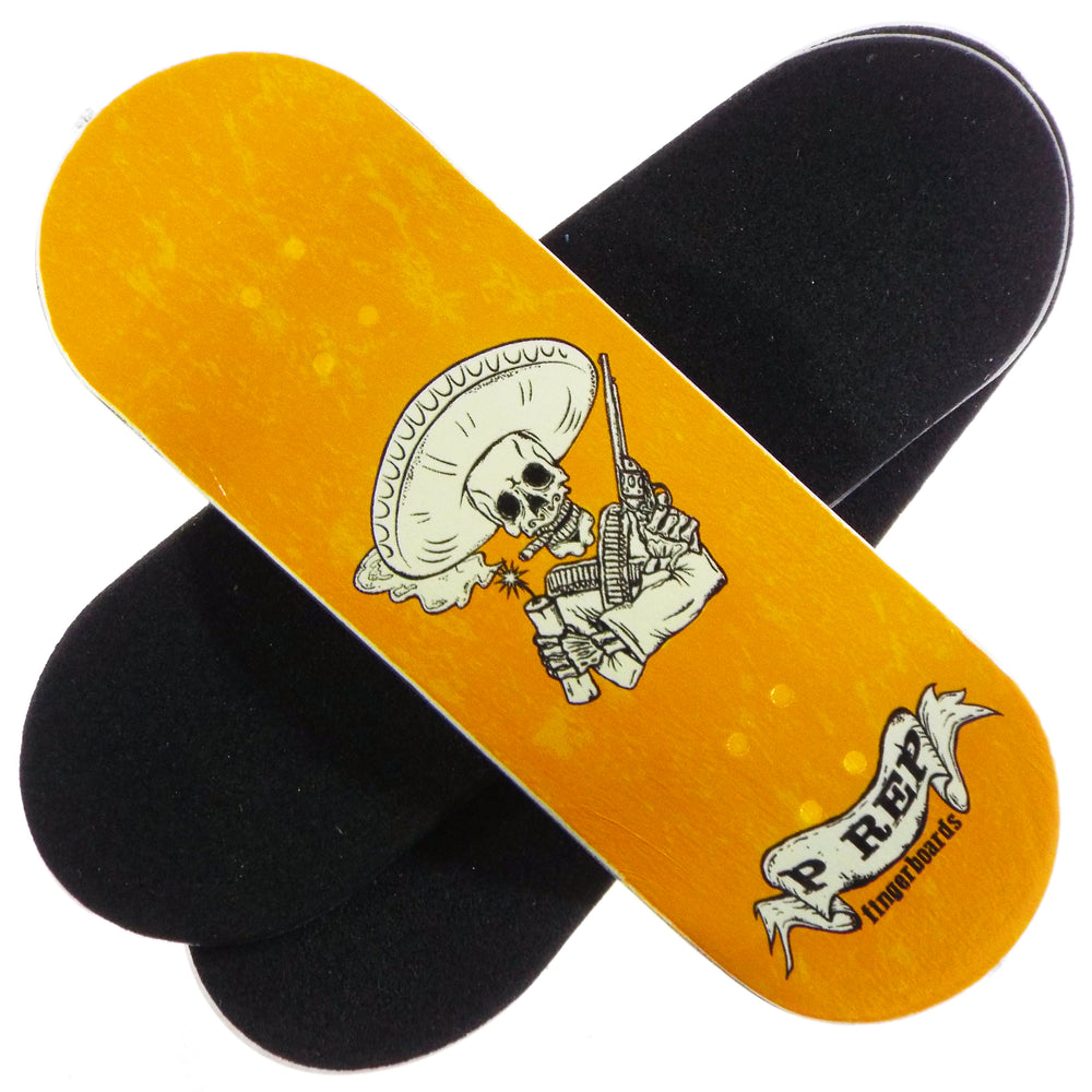 P-REP  32mm x 97mm Graphic Deck - Bandito