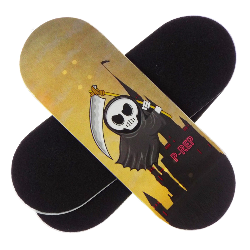 P-REP  34mm x 97mm Graphic Deck - Little Reaper