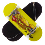 P-REP  34mm x 97mm Graphic Custom Complete - Cheeseburger Cheeseburger