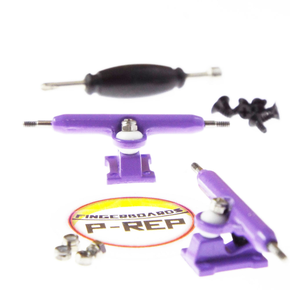 P-REP  34mm Solid Trucks - Purple