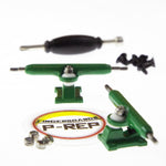 P-REP  34mm Solid Trucks - Green