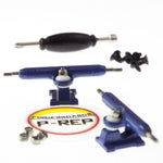 P-REP  34mm Solid Trucks - Blue