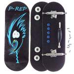 P-REP  34mm x 97mm Graphic Custom Complete - Fred