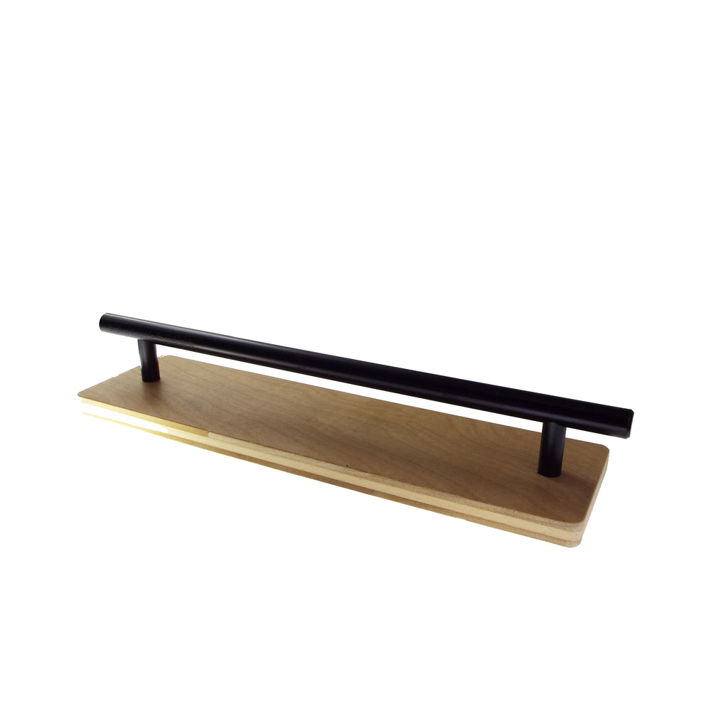 BKF  Long Handle Rail with Base Ramp - Maple