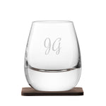 LSA Personalised Whiskey Tumbler Set