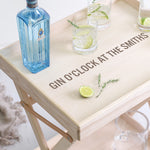Grand Gin Serving Set - Includes Glasses, Bowls, Ice Bucket & Personalised Stand