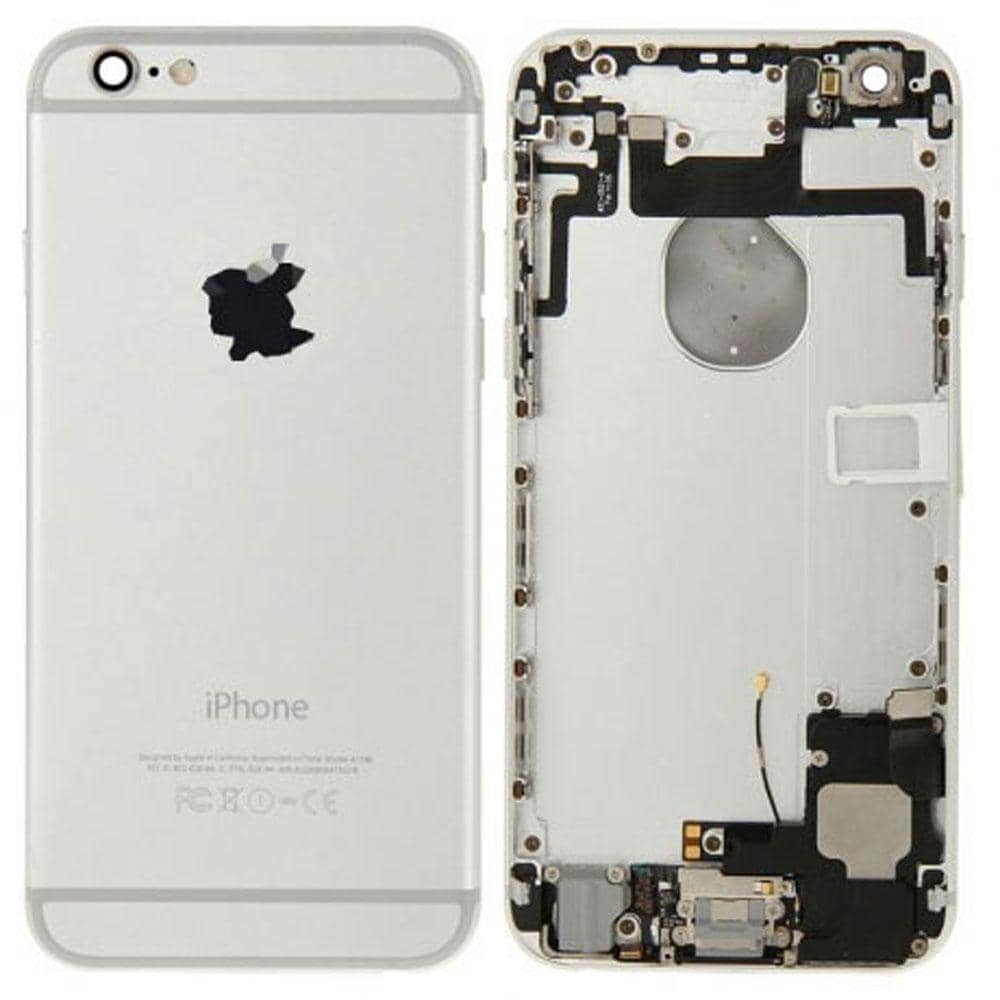 Chassis Complet iPhone 6 Plus Argent