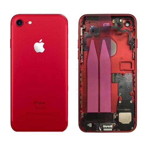 Chassis Complet iPhone 7 Plus Rouge