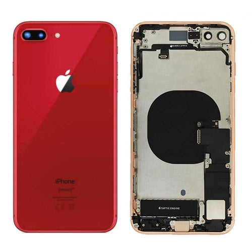 Chassis Complet iPhone 8 Plus Rouge