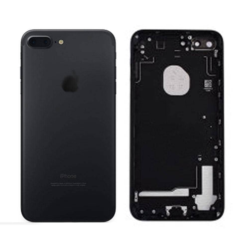 Coque Arriere iPhone 7 Plus Noir