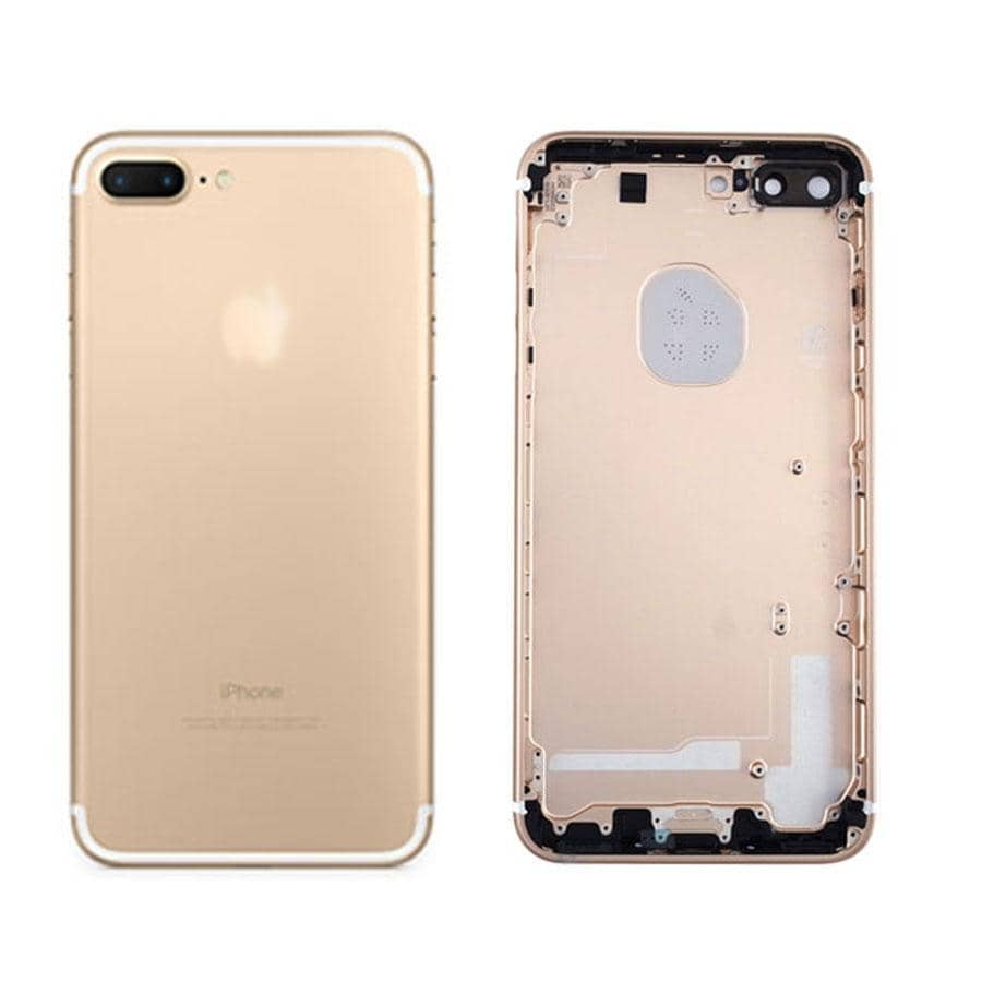 Coque Arriere iPhone 7 Plus Or