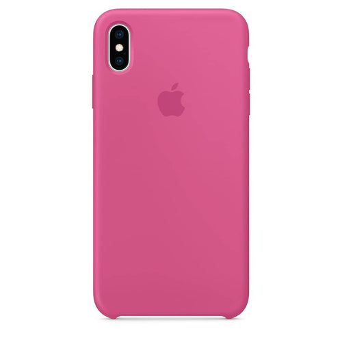 Coque silicone iPhone X Fruit du dragon