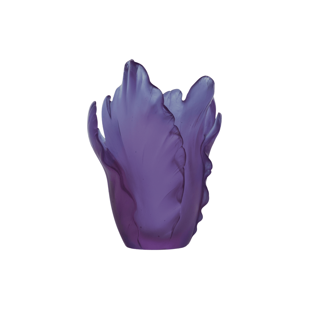 Tulip Vase in Ultraviolet