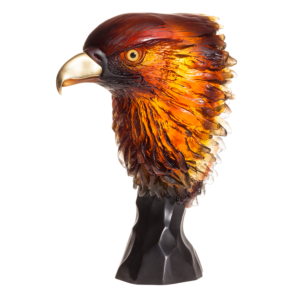 Royal Eagle by Madeleine van der Knoop 375 ex