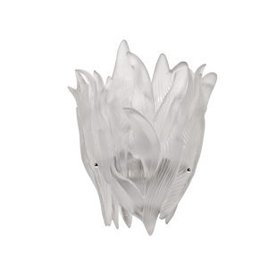 Vegetal Sconce in White