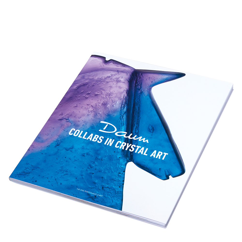 Daum Book - Collabs in Crystal Art