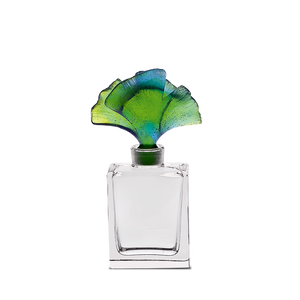 Green Bottle of perfume Ginkgo