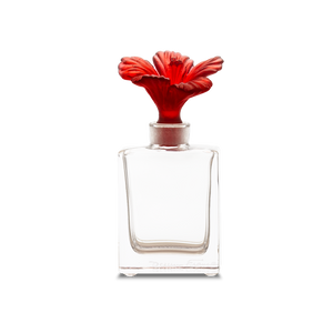 Hibiscus Perfume Bottle