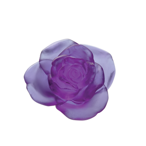Rose Passion Decorative Flower in Ultraviolet