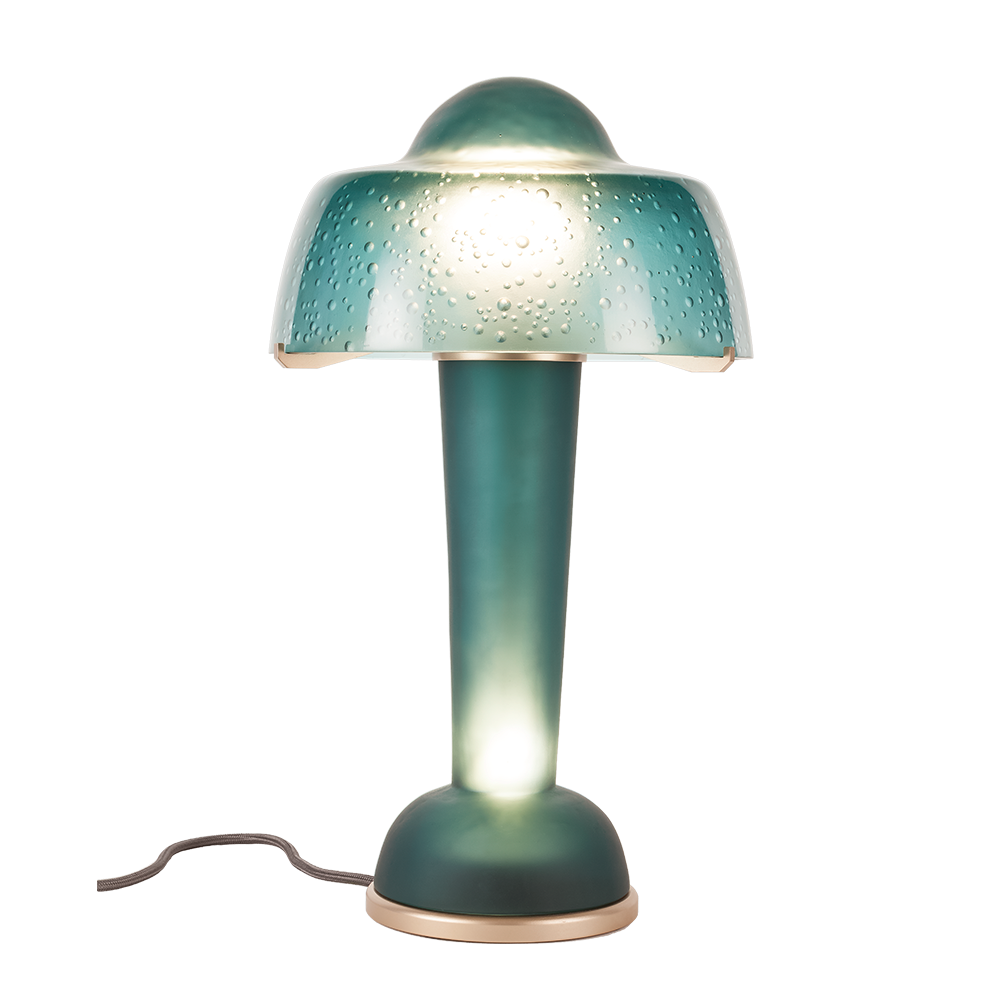 Résonance Lamp in Boreal Green