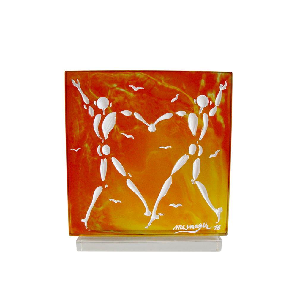 Personalized Love Dance by Jerome Mesnager 8 ex