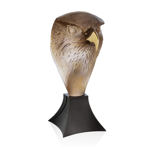 Falcon Head by Madelaine Van der Knoop 375ex