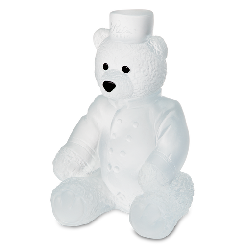 Ritz Teddy Bear in White