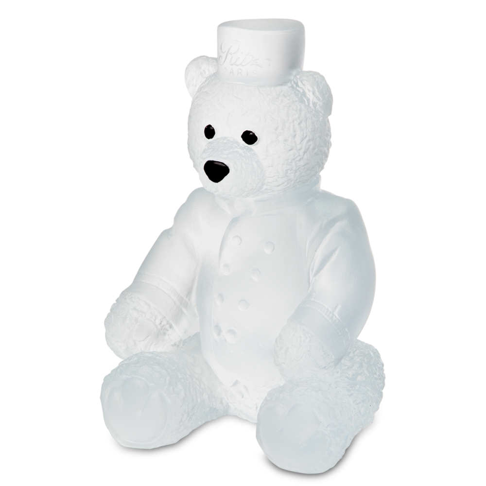 Large white Ritz Paris teddy
