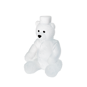 Small Ritz Paris Teddy Bear in White
