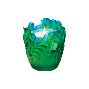 Large candle holder Jungle