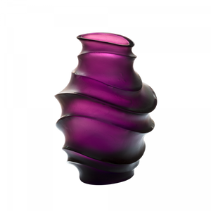 Violet Vase Sand by Christian Ghion 225 ex